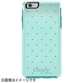 490bd7b868 OTTERBOX オッターボックス iPhone 6 Plus用 Symmetry グラフィックシリーズ アクアブルー/ライトティール/