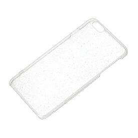 PGA iPhone 6 Plus用 ハードケース クリアラメ PG-I6LPC02CL[PGI6LPC02CL]