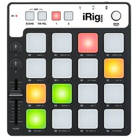 IKMULTIMEDIA アイ・ケー・マルチメディア iPad / iPad mini / iPhone / iPod対応[Lightning] iRig Pads IKM-OT-000039[IKMOT000039]