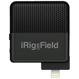 IKMULTIMEDIA アイ・ケー・マルチメディア iPad / iPad mini / iPhone / iPod対応 iRig Mic Field IKM-OT-000041[IKMOT000041]