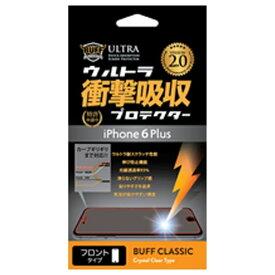 BUFF バフ iPhone 6 Plus用 ウルトラ衝撃吸収プロテクター Ver. 2.0 BE-023C[BE023C]