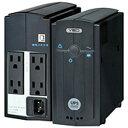 【送料無料】 ユタカ電機製作所 UPS 無停電電源装置 UPSmini500 IIBU [500VA/300W](ブラック) YEUP-051MABU[YEUP...
