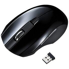 サンワサプライ SANWA SUPPLY MA-WBL33BK マウス ブラック [BlueLED /5ボタン /USB /無線(ワイヤレス)][MAWBL33BK]