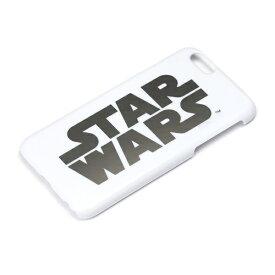 PGA iPhone 6用 ハードケース 銀箔押し スターウォーズ・ロゴ PG-DCS925SW[PGDCS925SW]