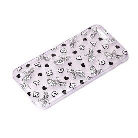 PGA iPhone 6 Plus用 TPUセミハードケース ディズニー・デイジーダック PG-DCS958DSY[PGDCS958DSY]