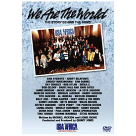 ハピネット Happinet We Are The World THE STORY BEHIND THE SONG 【DVD】
