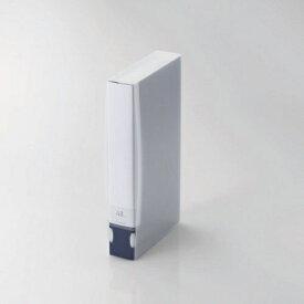 エレコム ELECOM Blu-ray/DVD/CD用ディスクファイル 48枚収納 ブルー CCD-FB48BU[CCDFB48BU]