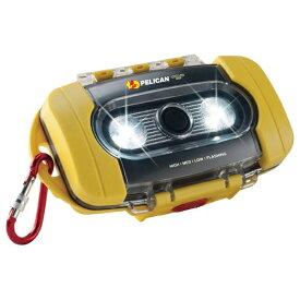 ペリカン Pelican PELICAN 9000 LEDライト イエロー ノンフォーム[A9000001YE]