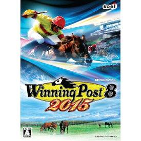 コーエーテクモゲームス KOEI 〔Win版〕 Winning Post 8 2015 (ウィニング ポスト 8 2015)[WINNINGPOST82015PC]
