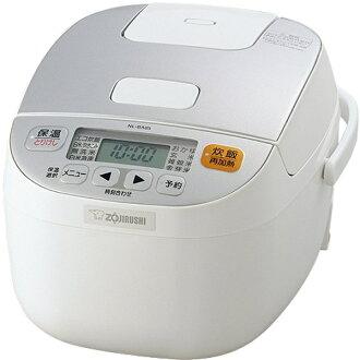 "NL-BA05-WA white elephant seal zojirushi micro cooker ""designed Cook"" (case 3) [NLBA05]"