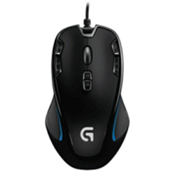 ロジクール 【FINAL FANTASY XIV 新生エオルゼア推奨】有線光学式ゲーミングマウス[USB 2.05m・Win] G300s オプティカル (9ボタン・ブラック) G300s