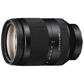 ソニー SONY カメラレンズ FE 24-240mm F3.5-6.3 OSS ブラック SEL24240 [ソニーE /ズームレンズ][SEL24240C]