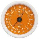 タニタ 温湿度計 TT-515-OR(オレンジ)[TT515OR]