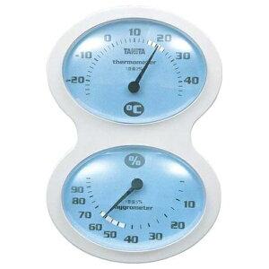 タニタ TANITA TT-509 温湿度計 ブルー [アナログ][TT509BL]