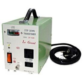 日章工業 NISSYO INDUSTRY 変圧器 (ダウントランス)(1500W) SP-1500[SP1500]