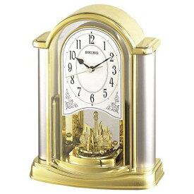 セイコー SEIKO 置き時計 スタンダード BY418G