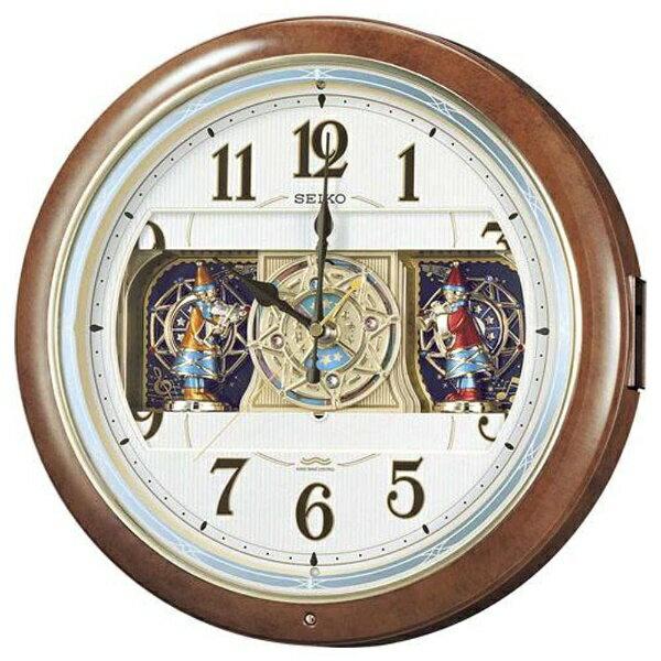 セイコー SEIKO 電波からくり時計 「ウェーブシンフォニー」 RE559H