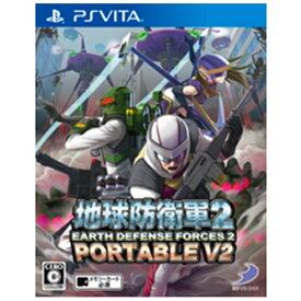 ディースリー・パブリッシャー D3 PUBLISHER 地球防衛軍2 PORTABLE V2 通常版【PS Vitaゲームソフト】