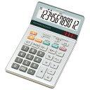 シャープ SHARP 電卓 ナイスサイズタイプ EL-N862-X [12桁][ELN862X]