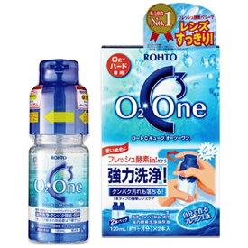 ロート製薬 ROHTO 【ハード用/つけおき洗浄液】ロートCキューブオーツーワン(120ml×2本)