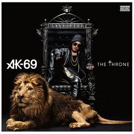 ソニーミュージックマーケティング AK-69/THE THRONE 初回生産限定盤 【CD】