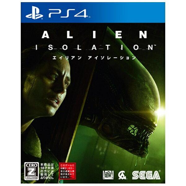 【送料無料】 セガゲームス ALIEN:ISOLATION -エイリアン アイソレーション-【PS4ゲームソフト】