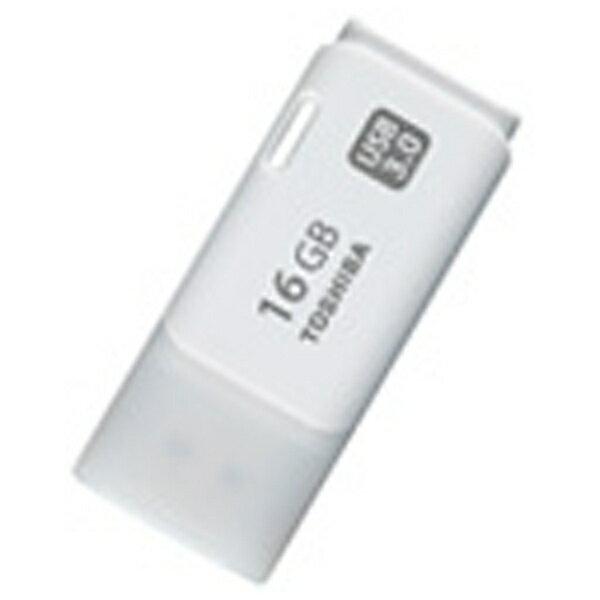 東芝 USB3.0メモリ TransMemory UNB-3Aシリーズ (16GB・ホワイト) UNB-3A016GW[UNB3A016GW]
