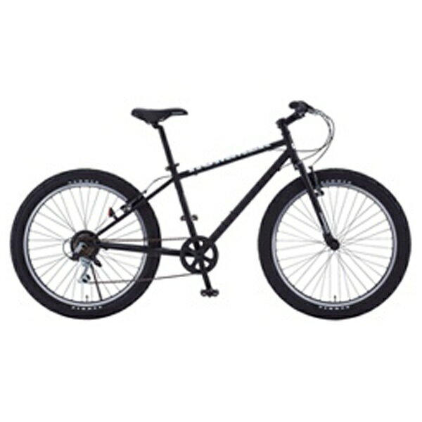 【送料無料】 ハマー 26型 マウンテンバイク HUMMER TANK3.0(ブラック/410サイズ) TANK3.0【組立商品につき返品不可】 【代金引換配送不可】