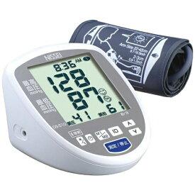 日本精密測器 NISSEI デジタル血圧計 NISSEI ホワイト DS-S10 [上腕(カフ)式][DSS10]【ribi_rb】