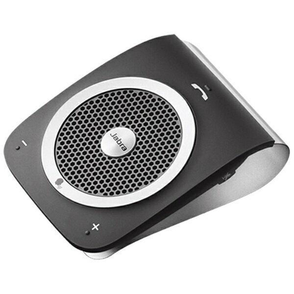 【送料無料】 JABRA スマートフォン対応[Bluetooth3.0] 車載用スピーカーフォン USB充電ケーブル付 (ブラック) JTOUR[JTOURBK]