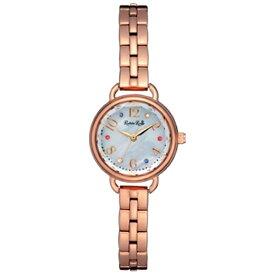 ルビンローザ Rubin Rosa [ソーラー時計]レディースウオッチ R019SOLPWH