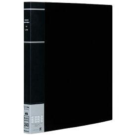 ナカバヤシ Nakabayashi ポケットアルバム 「フォトグラフィリア」(L判3段×2列240枚/ブラック) PH6L-1024-D[PH6L1024D]