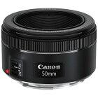 キヤノン CANON カメラレンズ EF50mm F1.8 STM ブラック [キヤノンEF /単焦点レンズ][EF5018STM]