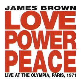 ユニバーサルミュージック ジェームス・ブラウン/ライヴ・イン・パリ '71 限定盤 【CD】 【代金引換配送不可】