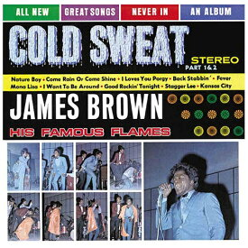 ユニバーサルミュージック ジェームス・ブラウン/コールド・スウェット 限定盤 【CD】 【代金引換配送不可】