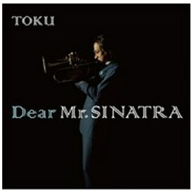ソニーミュージックマーケティング TOKU/Dear Mr.SINATRA 【CD】