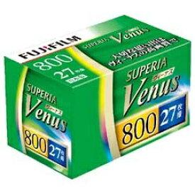 富士フイルム FUJIFILM Venus800 S 27枚撮り[135VNS800S27EX1]