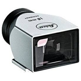 ライカ Leica ビューファインダーM 18mm シルバークローム 12023