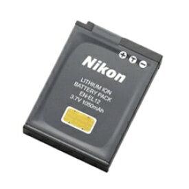 ニコン Nikon リチャージャブルバッテリー EN-EL12[ENEL12]