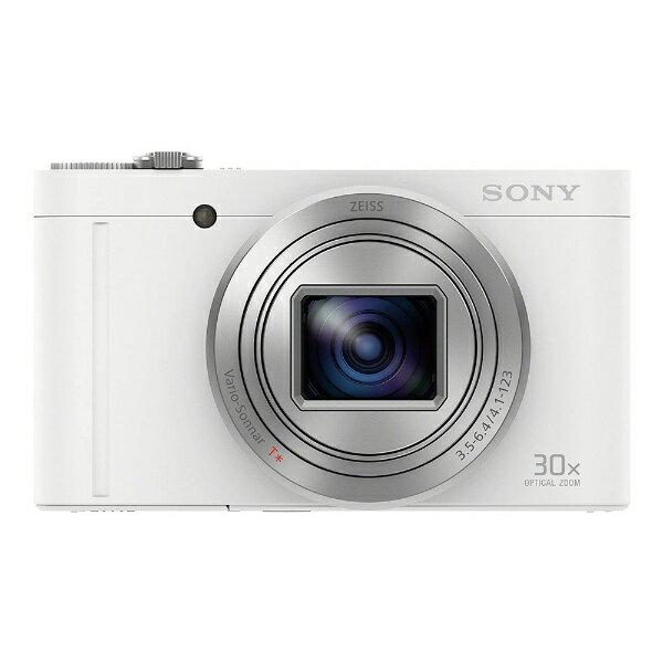 ソニー SONY DSC-WX500 コンパクトデジタルカメラ Cyber-shot(サイバーショット) ホワイト[DSCWX500WC]