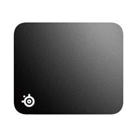STEELSERIES スティールシリーズ 63005 ゲーミングマウスパッド QcK small SteelSeries ブラック[63005]