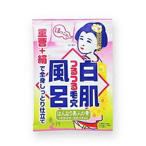 石澤研究所 【毛穴撫子】 重曹白肌風呂 30g〔入浴剤〕