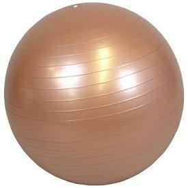 ラッキーウエスト バランスボール YOGA BALL アンチバーストタイプ(ゴールド/φ55cm) LW-BA327[LWBA327]