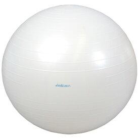 ラッキーウエスト バランスボール YOGA BALL アンチバーストタイプ(ホワイト/φ55cm) LW-BA329[LWBA329]