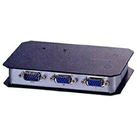 エレコム ELECOM ディスプレイ切替器 VSP-A2 [1入力 /2出力][VSPA2]