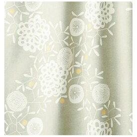 スミノエ SUMINOE ドレープカーテン ハナカザリ(100×178cm/グレー)【日本製】[V1252100X178]