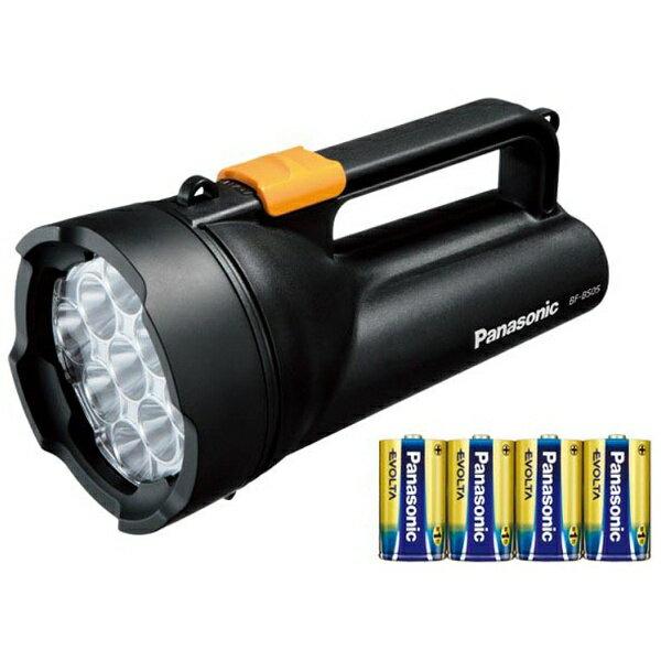 パナソニック Panasonic BF-BS05KK ワイドパワーLED強力ライト(乾電池エボルタ付き) BF-BS05KK[BFBS05KK] panasonic