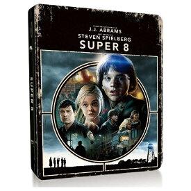パラマウントジャパン Paramount SUPER 8/スーパーエイト スチールケース仕様(数量限定) 【ブルーレイ ソフト】