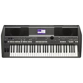 ヤマハ YAMAHA 電子キーボード PORTATONE(61鍵盤) PSR-S670[PSRS670]