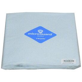 テクセット 【敷ふとんカバー】ミクロガードスタンダード シングルサイズ(ポリエステル100%/105×215cm/ブルー)[MGS0002]